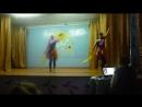 индийский танец на отчетном концерте