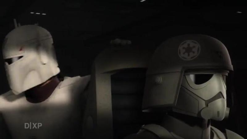 Звёздные войны: повстанцы 4 сезон 1-2 серия 2 часть Герои Мандалора