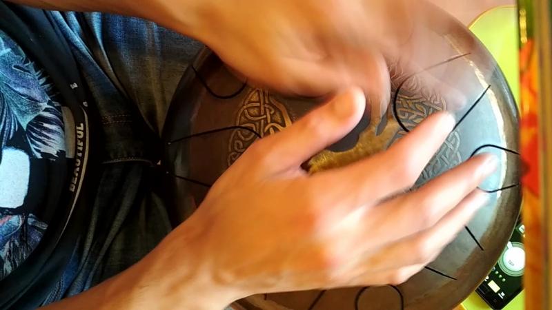 Урок игры на Глюкофоне меняем основной тон