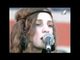 Ольга Арефьева и Ковчег  - Голубочек (12 июня 96г)
