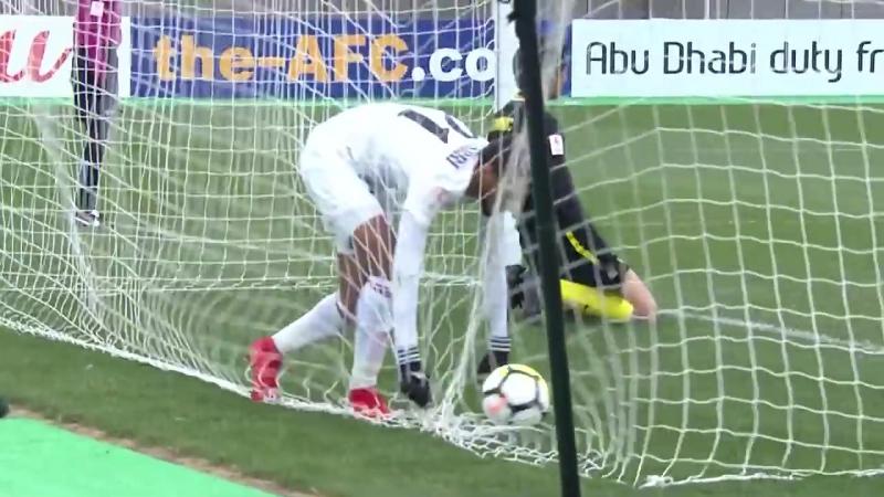 Молодежный Кубок Азии-U23-2018-C2-13.01.18. Малайзия - Иордания (1-1)