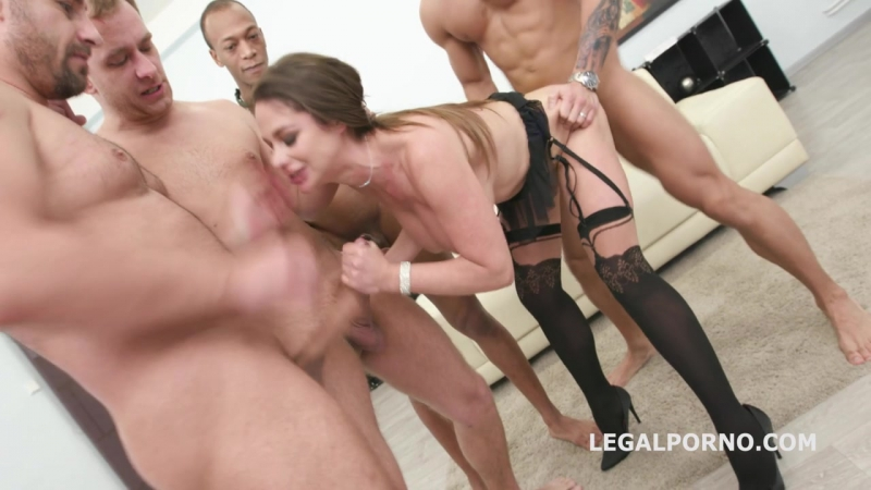 Cathy Heaven [HD 720, all sex, ANAL, DAP, TAP, TP, hardcore, new porn 2018]