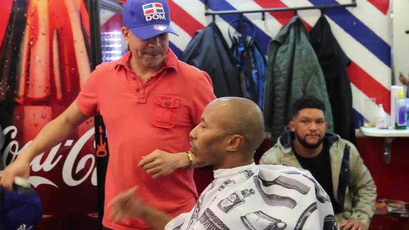 ONYX x N.B.S. @ International Barbershop (Bern, Switzerland) [October 20, 2017] Report by Hostage Media