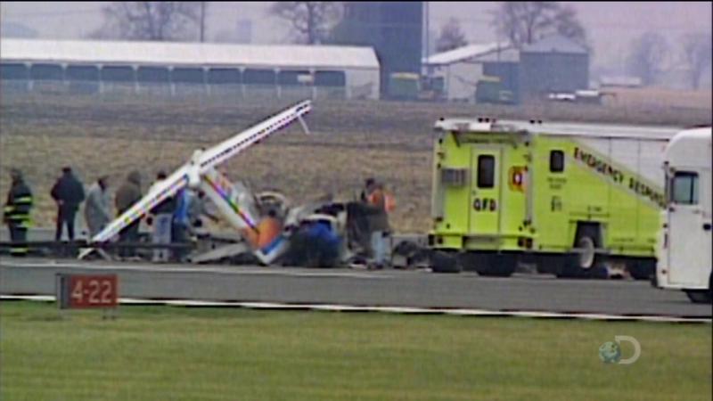 Расследования авиакатастроф - Фатальная передача (Fatal Transmission)