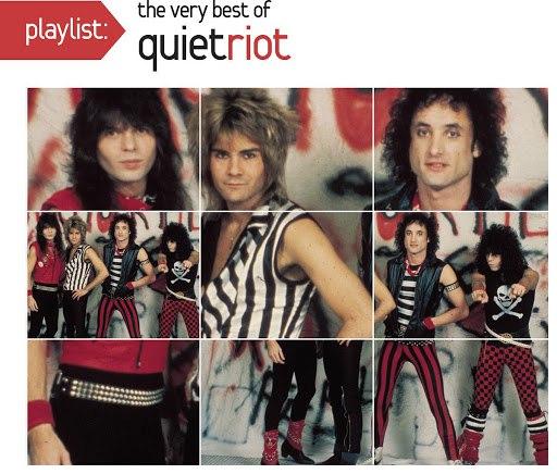 Quiet Riot альбом Playlist: The Very Best of Quiet Riot