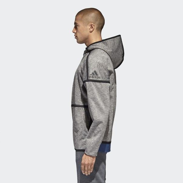 Двухсторонняя худи adidas Z.N.E.