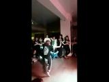 Танцевальный баттл_выступление Лии Руденко