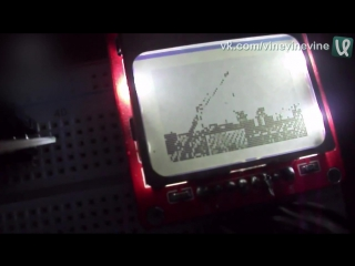 Фильм Человек-Паук на экране Нокии
