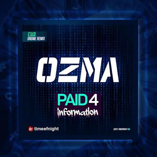 Ozma альбом Paid for Information