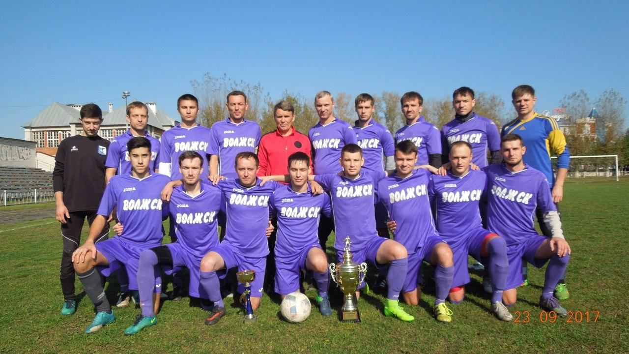 Футбольный клуб «Волжск» дважды обыграл команды Йошкар-Олы в зимнем чемпионате Марий Эл.