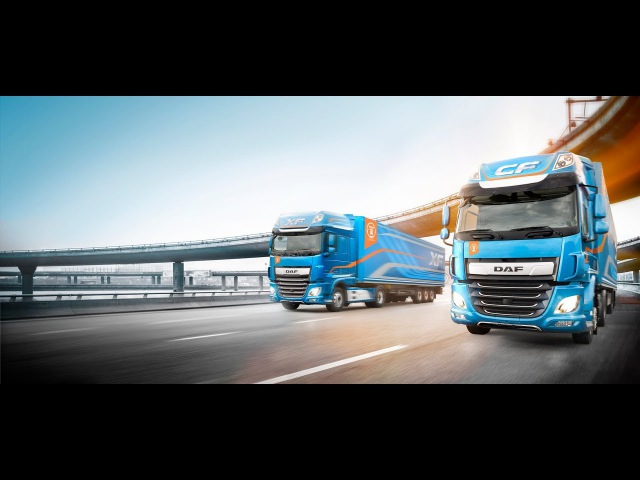 DAF New CF and XF 'International Truck of the Year 2018'
