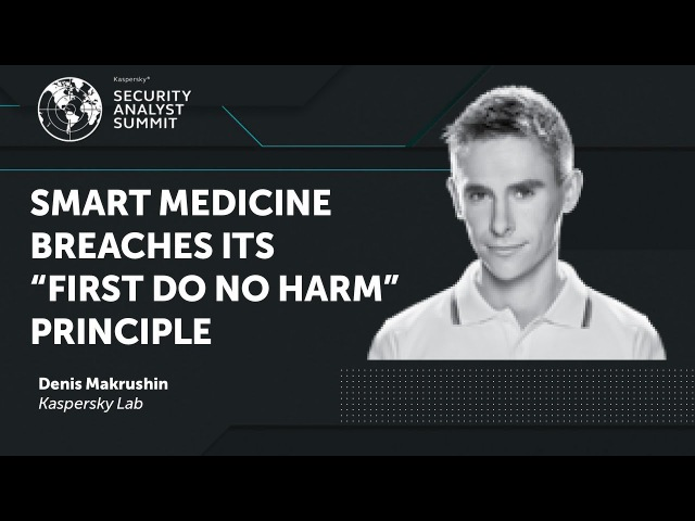 "SMART MEDICINE BREACHES ITS ""FIRST DO NO HARM"" PRINCIPLE"