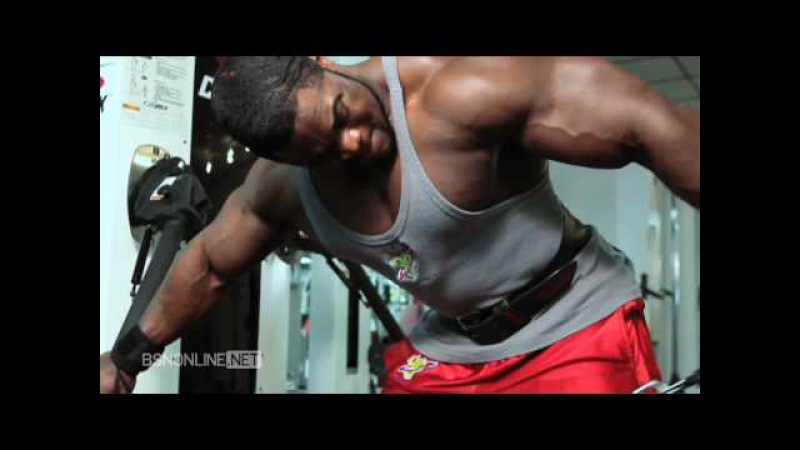 Biceps and Triceps Workout - Brandon Curry Unleashed - Season 2 - EP7