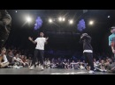 Flavourama 2017 Hip Hop Semifinal Jimmy Sam Yudat FR vs Jade Lumi FR