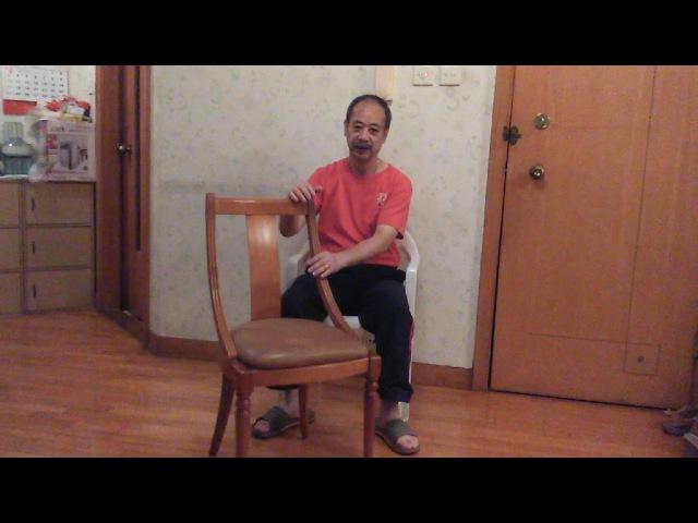 Lee Man Hung Ving Tsun Taan Bong Sau Wing Chun