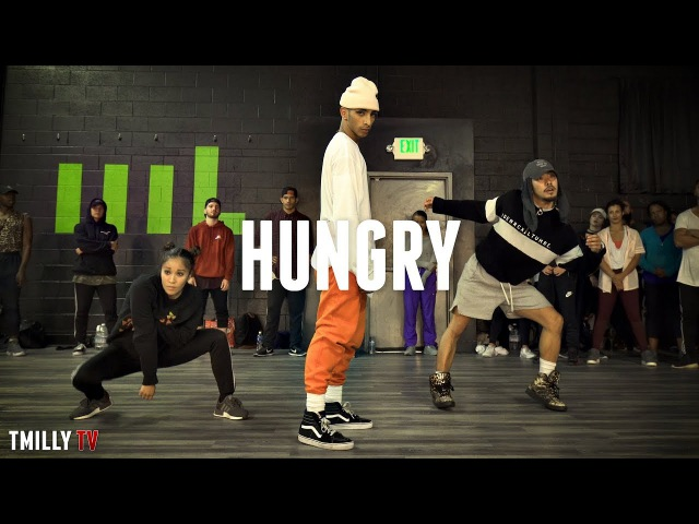 Fergie - HUNGRY ft Rick Ross - Choreography by Tricia Miranda - TMillyTV ft Kaycee Rice
