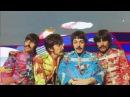 The Beatles Yellow Submarine Russian cover На русском В Панков