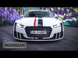 HOONIGAN DT 147 Audi TT Clubsport Biturbo 600HP AWD Monster