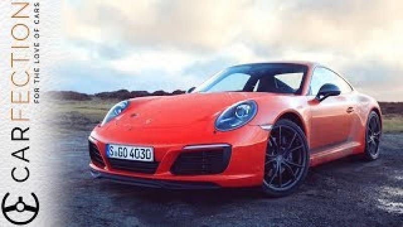 Porsche 911 Carrera T: Stripped Ts - Carfection