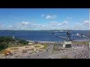 Морской парад в День ВМФ в Североморске