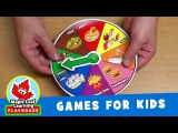 Hungry Wheel Food Game for Kids | Maple Leaf Learning Playhouse