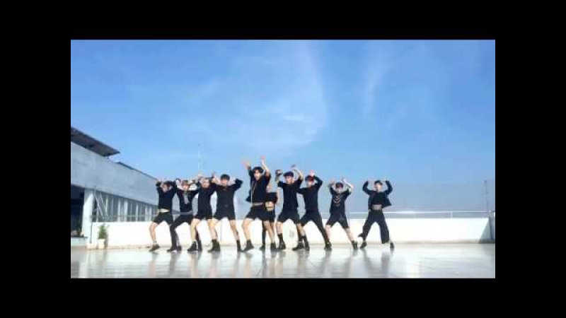 PRISTIN(프리스틴) - 'Black Widow' (Dance Cover) by Heaven Dance Team from Vietnam