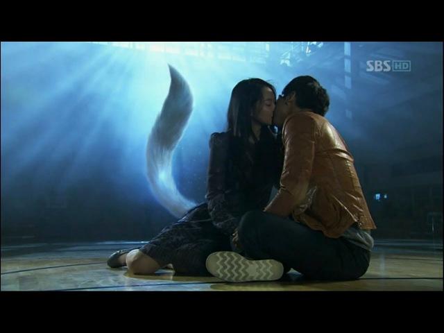 Моя девушка - Кумихо / My Girlfriend is a Nine-Tailed Fox / Nae Yeojachinguneun Gumiho )клип(