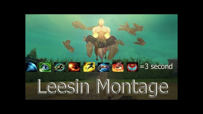 LeeSin Montage 2 - Best LeeSin Plays | League Of Legends