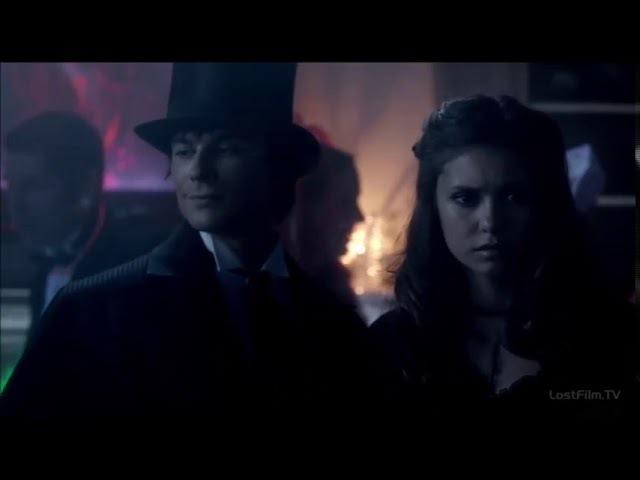 The Vampire Diaries (Дневники вампира). Delena - контроль