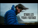 How To STABILIZE SHAKY FOOTAGE NOT With Warp Stabilizer