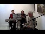 Выставка и концерт Евгения Бачурина
