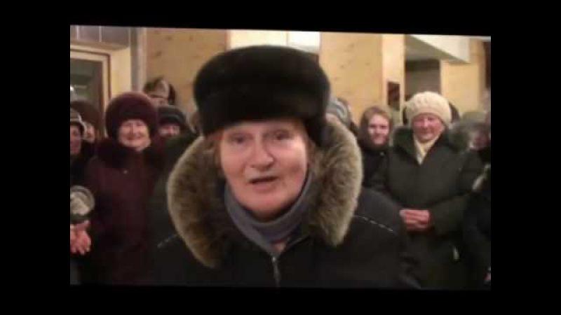 Озорные частушки в ДК п Кесова гора После концерта гармонистов