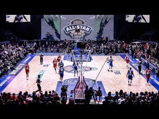 VTBUnitedLeague • VTB League All Star Game 2018 Full Match