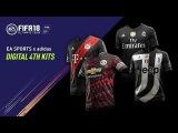 FIFA 18 | Exclusive Digital 4th Kits ft. Manchester United, Real Madrid C.F., Juventus, FC Bayern