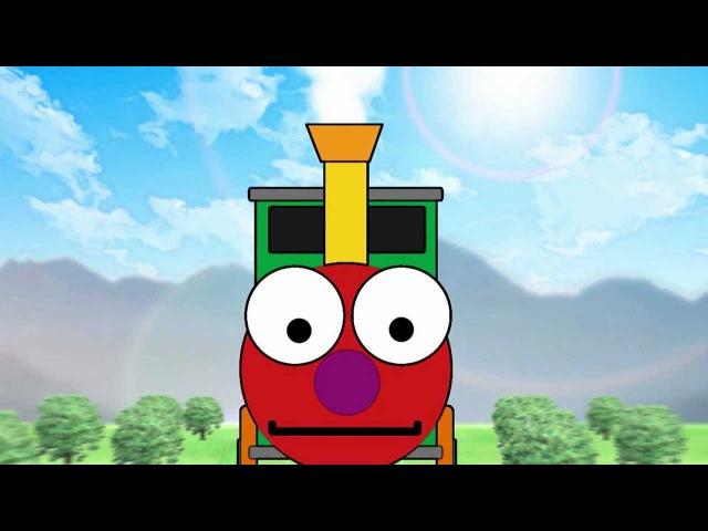 IL TRENINO Canzoni per bambini e bimbi piccoli BABY MUSIC SONGS