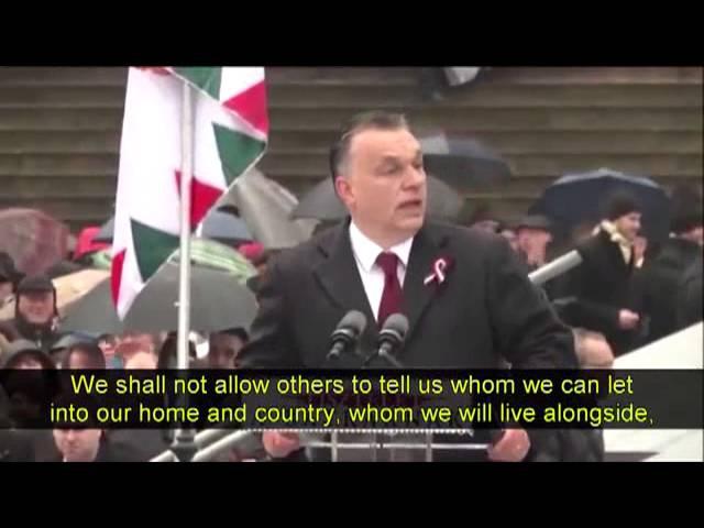 Discurso épico de Viktor Orban contra globalistas