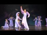 2017.08.01 Москва. Театр танца Гжель. Танец