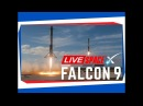 Elon Musk's Tesla Roadster | Space X Falcon 9 | Launch And Landing