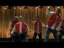 GLEE - She's Not There (Full Performance) HD
