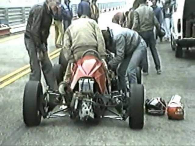 Jaaroverzicht 1983 van het circuit van Zandvoort