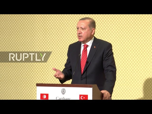 Tunisia Assad is a terrorist- Erdogan rejects Syrian Pres. during visit to Tunis