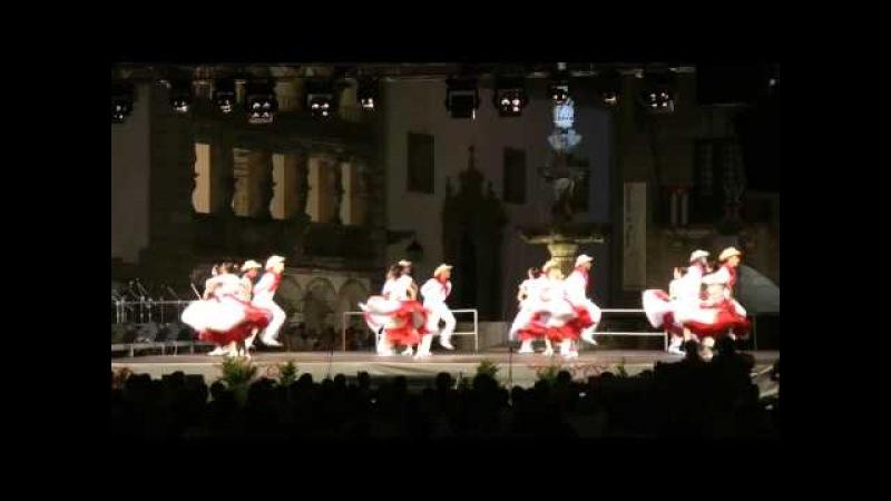 Cuban folk dance: El perico ripiao, El pompore Zumba Antonio/Tingo talao