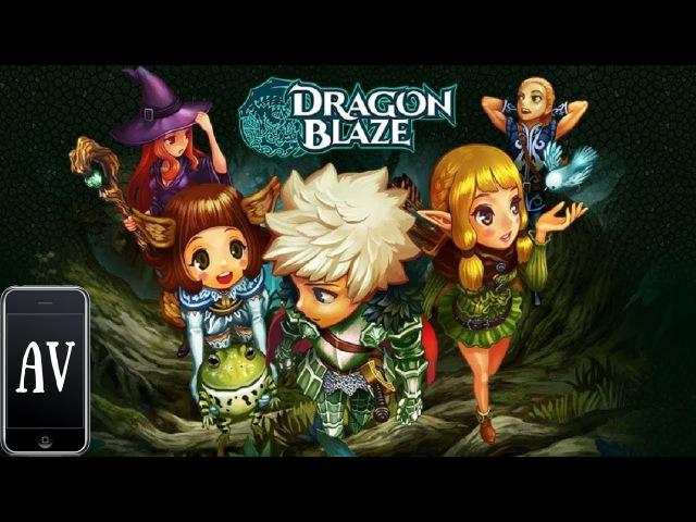 Dragon Blaze ● Обзор ● Первый взгляд » Freewka.com - Смотреть онлайн в хорощем качестве