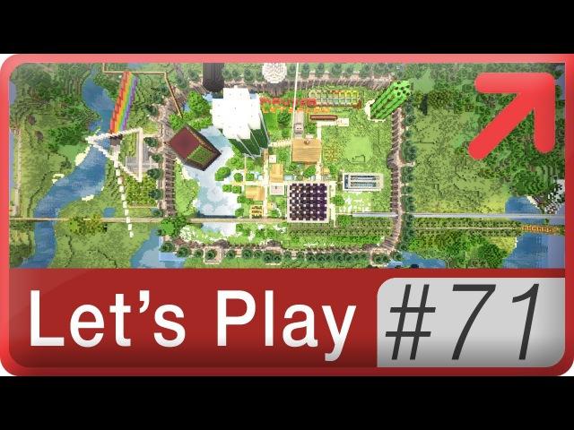 Lets Play Minecraft → 71: Скачать мир Маузера, тур и