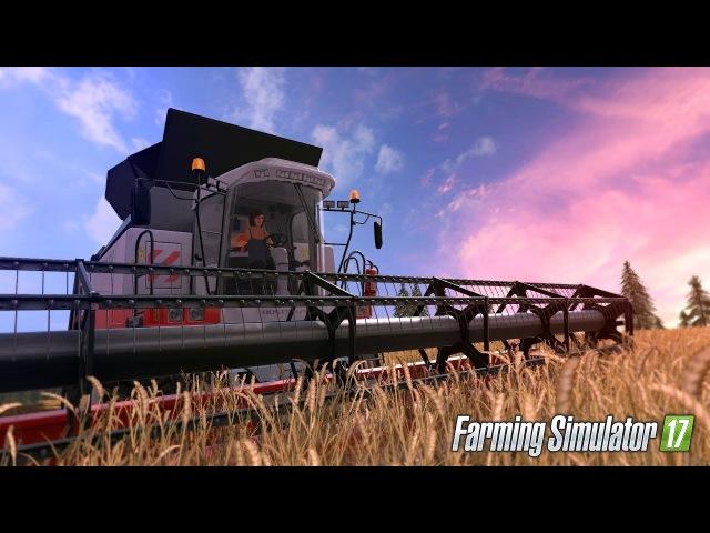 Farming Simulator 17 1 серия