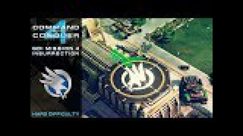CC 4 Tiberian Twilight - GDI Mission 4 - Insurrection [Hard] 1080p