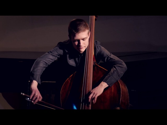 D. Tarbeev - fantasy for double bass solo in three parts (live)