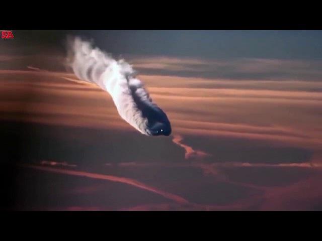 Вот Что Видят Лётчики из Кабины. Пролетая Над Плоской Землёй