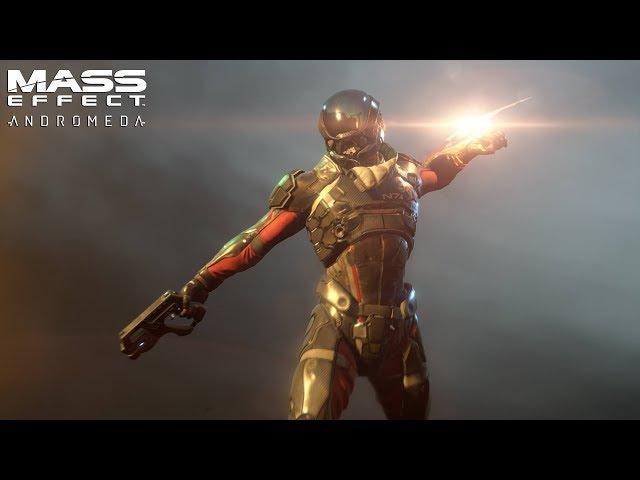 Mass Effect: Andromeda \ Xbox One X Gameplay