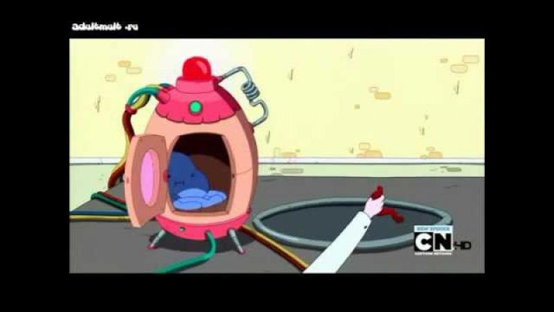 Princess Bubblegum makes sandwich (Adventure Time)